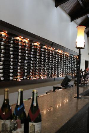 Montaluce: The bar in the Restaurant
