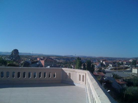 Burcu Kaya Hotel: вид на крыше