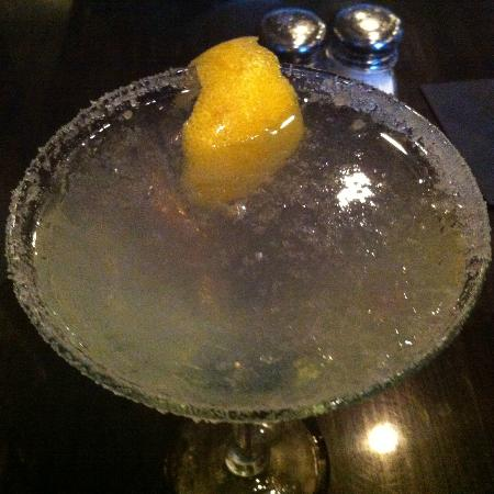 Rodeo Restaurant & Bar: Lemon Drop Martini