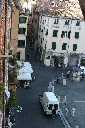 Palazzo Rocchi: View from double room