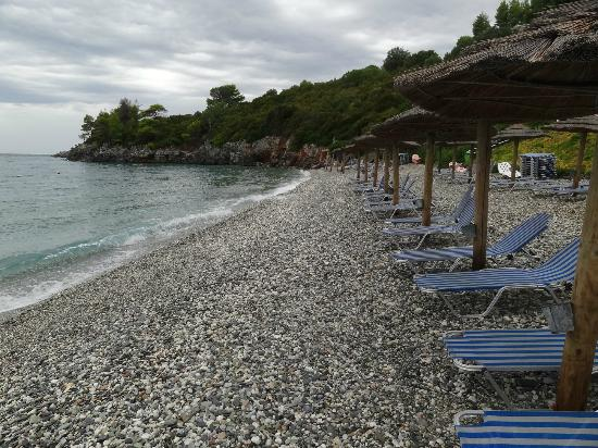 Adrina Beach: Hotel beach