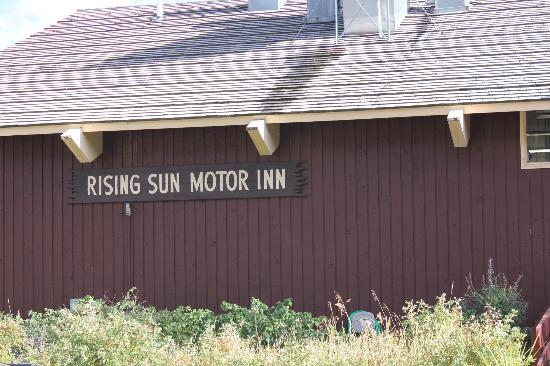 Two Dog Flats Grill At Rising Sun Motor Inn Picture Of