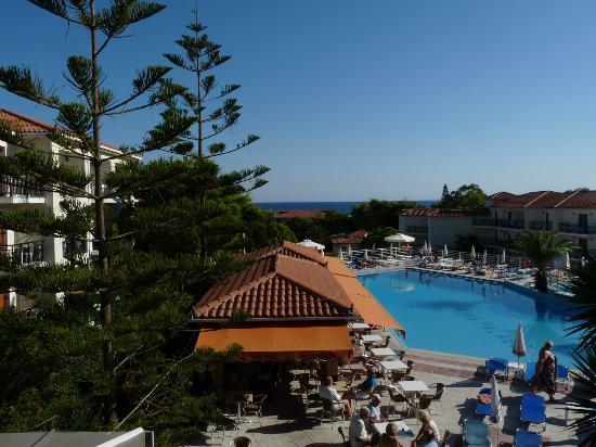 Katerina Palace Hotel: lovely hotel