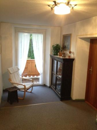 Gästehaus Gregory: corridor