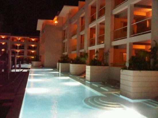 Paradisus Playa del Carmen La Perla: Vistas de las habitaciones swim up