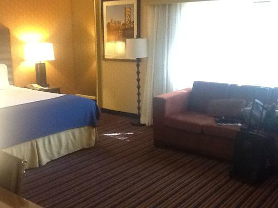 Holiday Inn Express Sacramento Convention Center: Esecutive Suite on 4th Floor