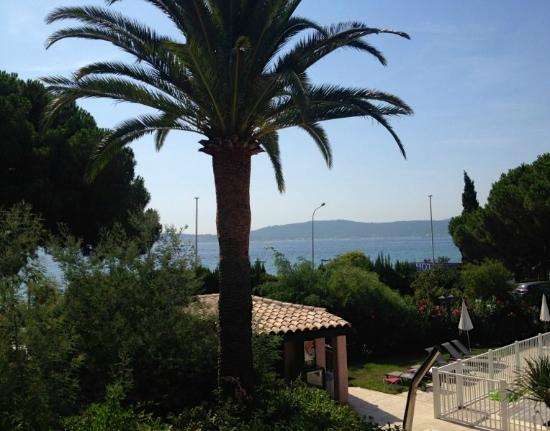 Villa Des Anges : see view