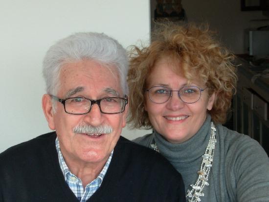 La Casa in Collina : Paola e Pippo, padroni di casa
