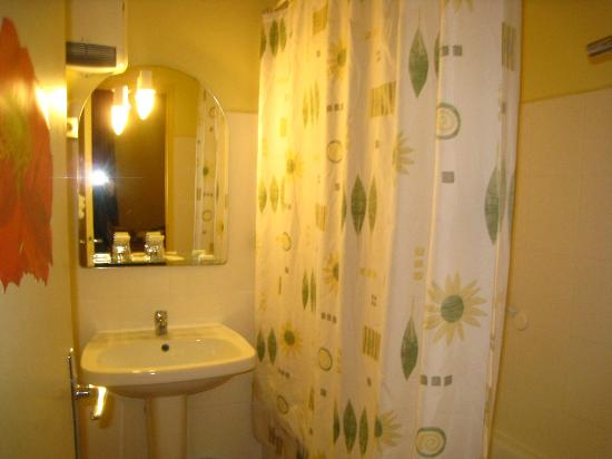 Hotel Saint Roch : bathroom