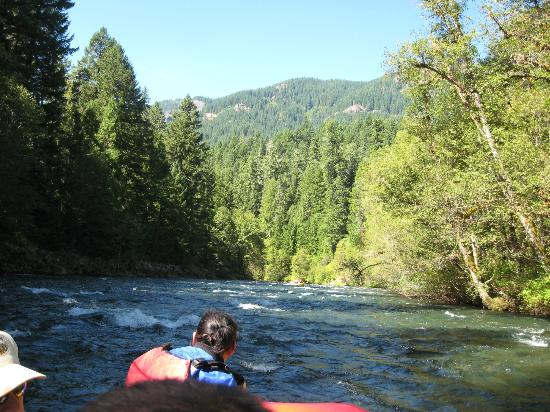 High Country Expeditions: Down the Mckenzie