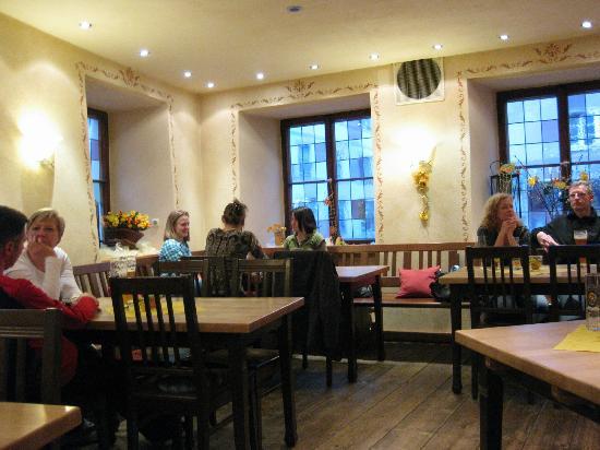 Restaurant Aquila: Interno 1