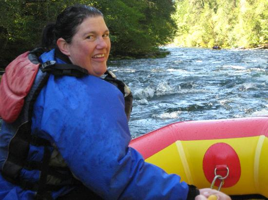 High Country Expeditions: Trees and water!
