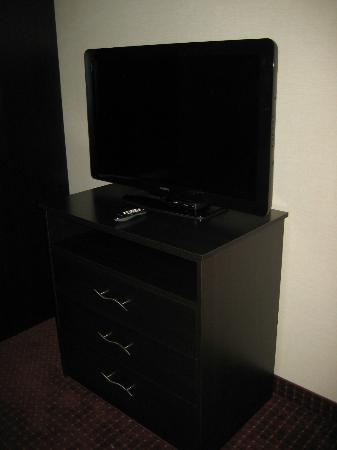 Comfort Inn West: 40-inch Large Screen LCD TV's