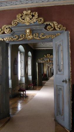 Neue Residenz: Corredor interior