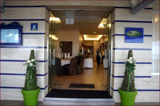 Les Palmeres Restaurant Marisqueria: Entrada