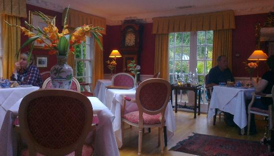 Kilmichael Country House Hotel: Dining room