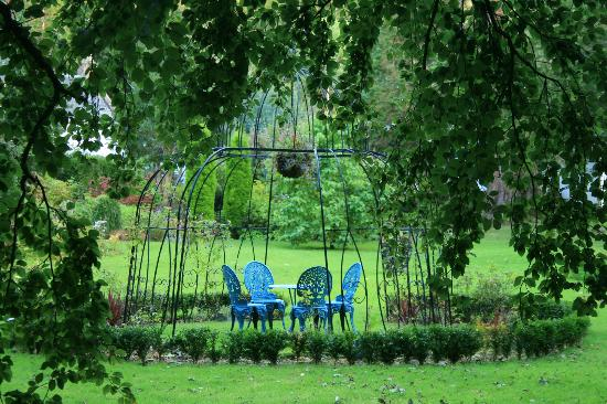 Kilmichael Country House Hotel: Garden