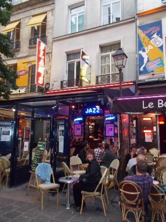 Le Sunset : Exterior of Sunset Sunside Jazz Club
