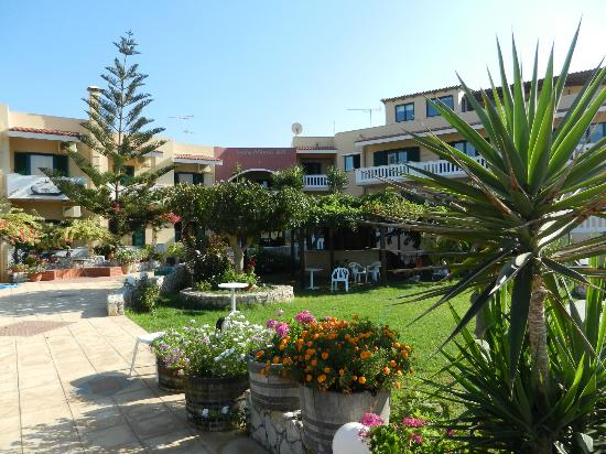 Hotel Apartments Gramvoussa Bay: hotel
