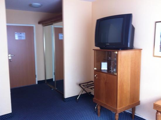 Novum Hotel Rega Stuttgart: quarto 502