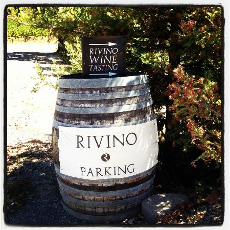 Rivino Winery: Open daily 10am-5pm