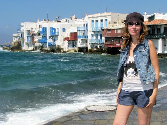 Alexandros Mykonos: Maria at Little Venice, Mykonos