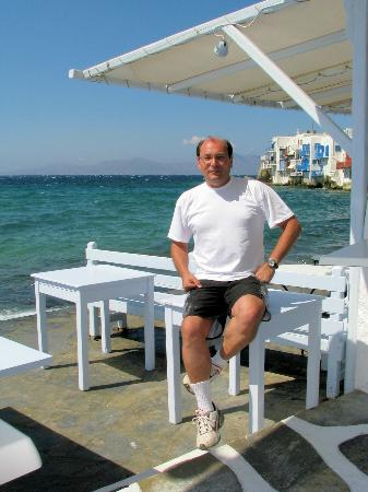 Alexandros Mykonos: Panos at Little Venice, Mykonos