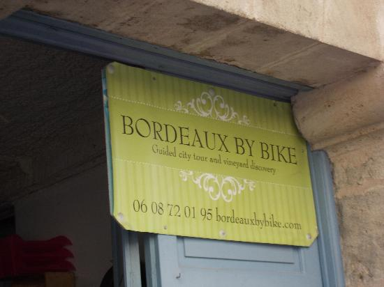 Bordeaux à Vélo : Bordeaux by Bike