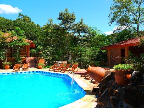 La Cautiva Lodge : piscina