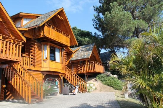 Abalone Lodges: lodge