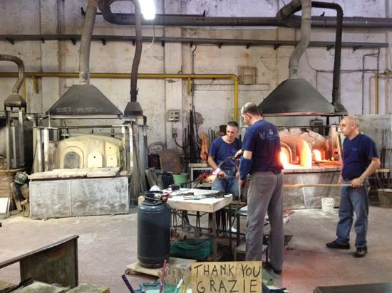 Factory Tours In The Uk