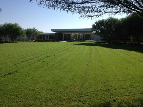 Sunnylands: View from the Back Gardens of the Visitors Center
