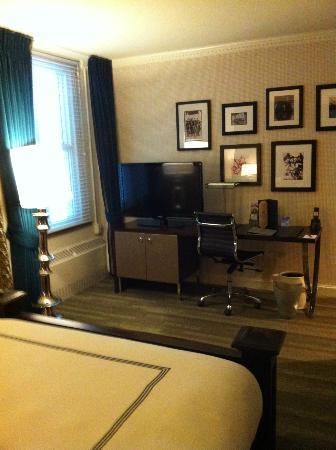 Kimpton Grand Hotel Minneapolis: Guest Room