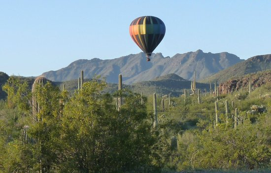 ‪Fleur de Tucson Hot Air Balloon Rides‬