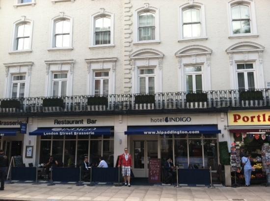 Hotel Indigo London Paddington Tripadvisor