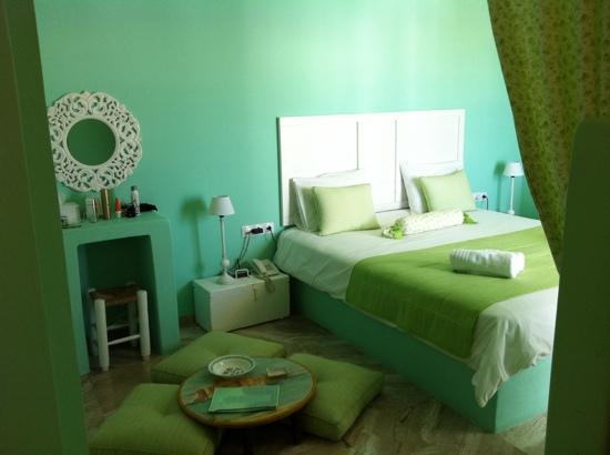 Senses Boutique Hotel: the room ! amazing concept