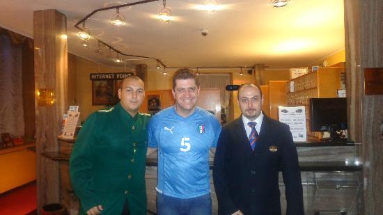 BEST WESTERN Hotel Mondial: Amigos do Hotel Mondial