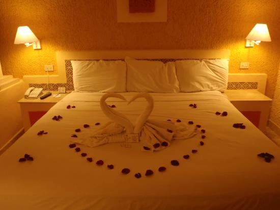 Iberostar Tucan Hotel : Llegada a la habitación