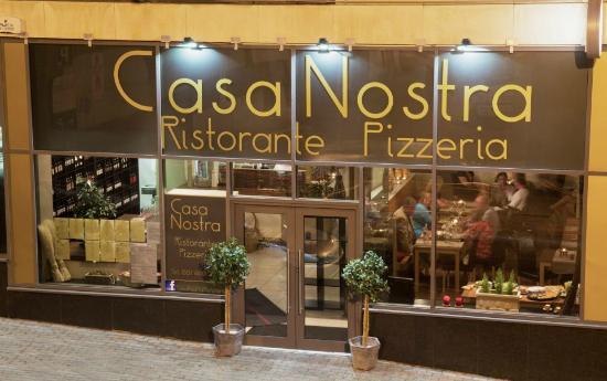 Casa Nostra Limerick: Ristorante Italiano