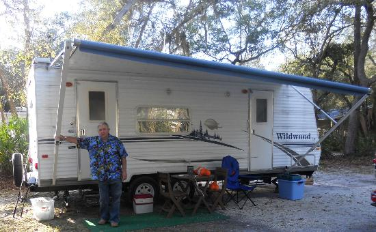 Yellow Jacket RV Resort: Our home on the road