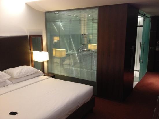 Sheraton Porto Hotel & Spa: quarto