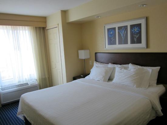 SpringHill Suites Medford: Bed