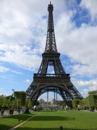 Timhotel Tour Eiffel: Torre Eiffel