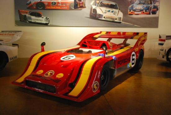 Canepa Motorsports Museum: This 1150 hp 1972 Porsche 917-10 can go 100 mph in 2.9 seconds! Zoom, Zoom!