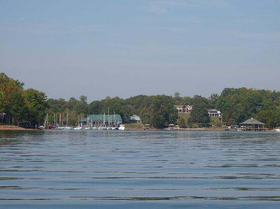 Smith Mountain Lake: Lake Haven Marina