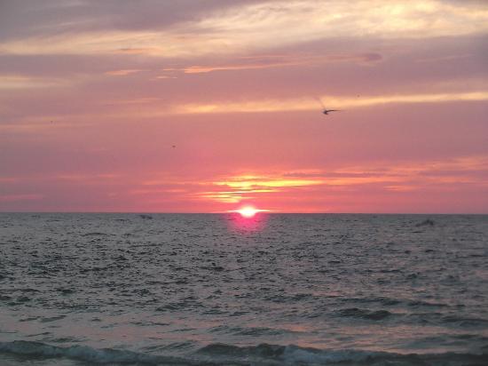Island's End Resort: sunset
