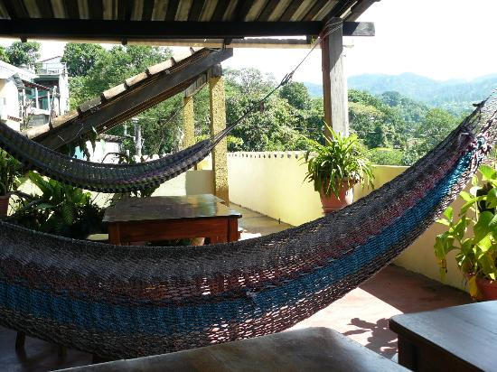 La Posada de Belssy: loved the hammocks