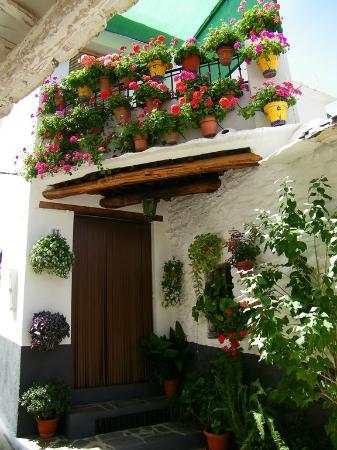Las Alpujarras: Pampaneira
