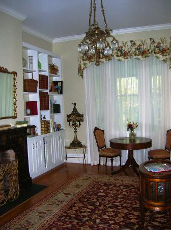 Mount Merino Manor: Front Room