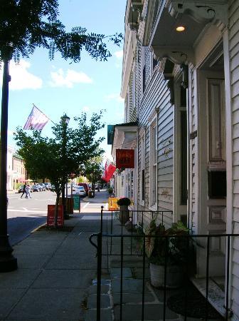 Downtown Hudson